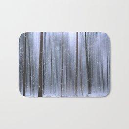 The Winter Wood IV Bath Mat