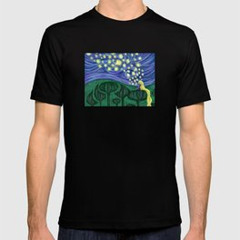 Impressionist Lanterns T-shirt