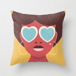 20/20 (1970s) Throw Pillow