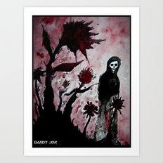 Carrion Flowers Art Print