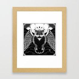 The Spirit of Night Framed Art Print