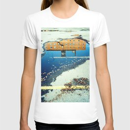 Cross the Line T-shirt
