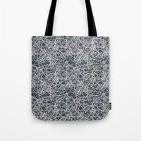 lanterns Tote Bags featuring Lanterns by Let it Rain
