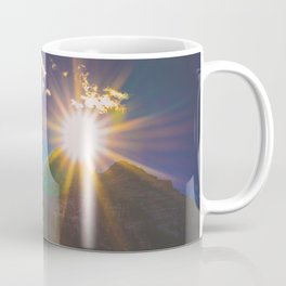 Sunset at Maroon Bells Coffee Mug