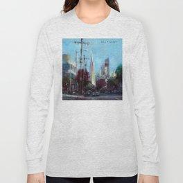 Pyramid Scheme Long Sleeve T-shirt