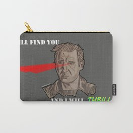 Laser Liam Carry-All Pouch
