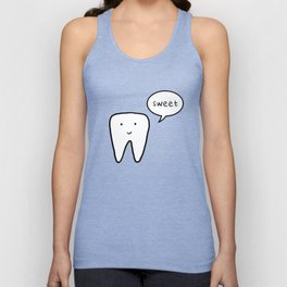 Sweet Tooth Unisex Tank Top