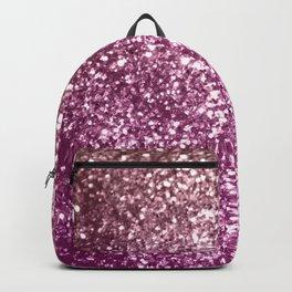 Sparkling BLACKBERRY CHAMPAGNE Lady Glitter #1 #decor #art #society6 Backpack