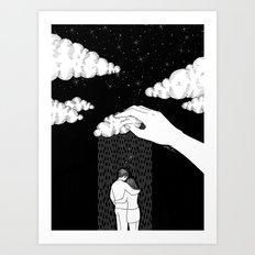 Bless You Art Print