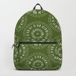 Apophenic Art #1 - When the going gets weird, the weird turn pro. Backpack