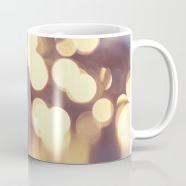 Bokeh lights Coffee Mug