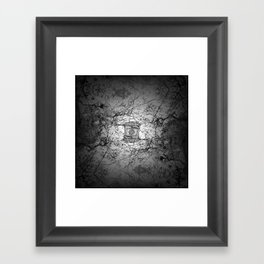 Who's to say edifice construction is instrinsical? Framed Art Print