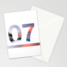 07 Jersey Stationery Cards