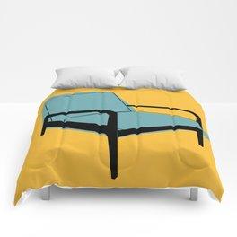 Mid Century Chair Comforters