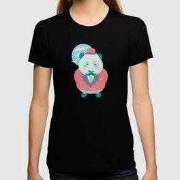 Reginald Pandafield IV T-shirt