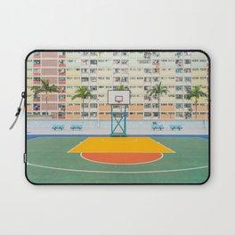 BASKETBALL COURT Laptop Sleeve