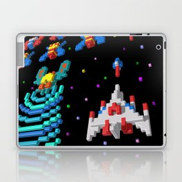Inside Galaga Laptop & iPad Skin