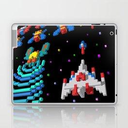 Inside Galaga Laptop & iPad Skin