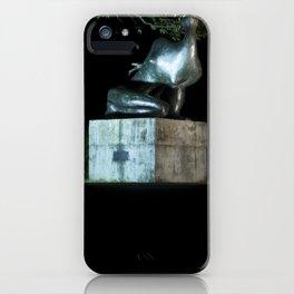 Brazilian Sculpture Museum iPhone Case