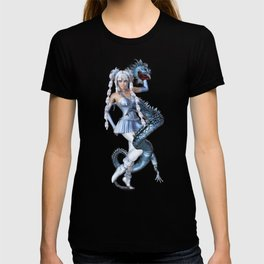 Manga Blue Dragon T-shirt