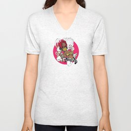 Battle Cat Unisex V-Neck