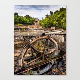 Minera Lead Mines Canvas Print
