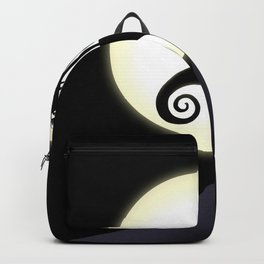 Jack Skellington & Sally Backpack