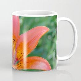 Lily Flower Coffee Mug