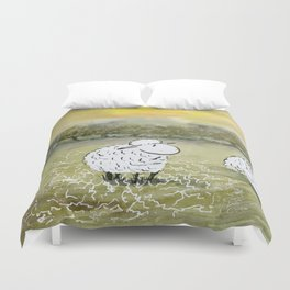 Static Duvet Cover