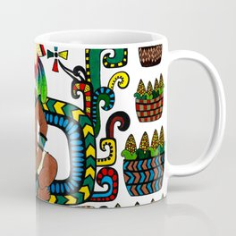 Maize God Coffee Mug