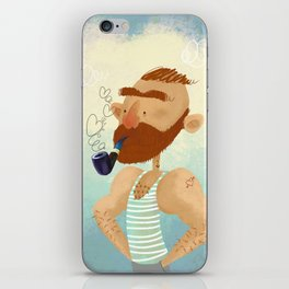 The Summer LOVE. iPhone Skin
