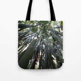 Greeny Viewpoint Tote Bag