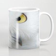 Snowy Owl Eyes Mug