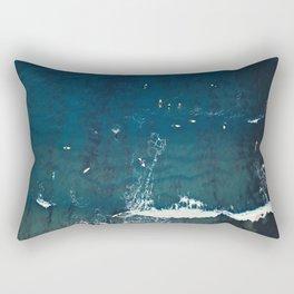 Board Meeting | Surfing  Rectangular Pillow