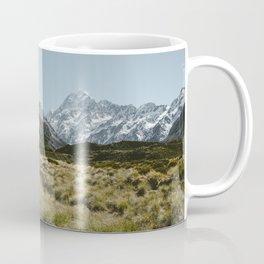 Boardwalk Mt. Cook Coffee Mug