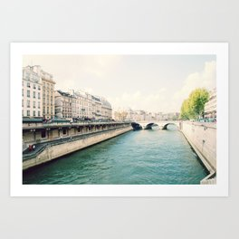 Paris - The Dream Art Print