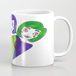 Three Evils Coffee Mug