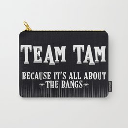 Team Tam Carry-All Pouch