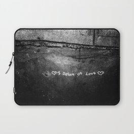 New York City I Dream of Love Laptop Sleeve