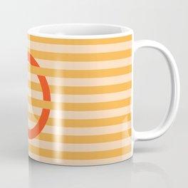 GEOMETRY ORANGE III Coffee Mug