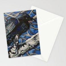 Raven 5 Stationery Cards