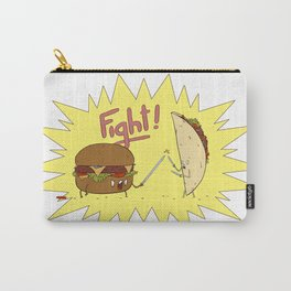 Food Fight ! Carry-All Pouch