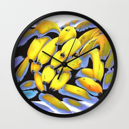 Velvet Wall Clock