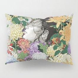 Vaguely fading Pillow Sham