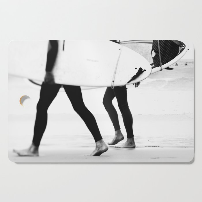 catch a wave Cutting Board