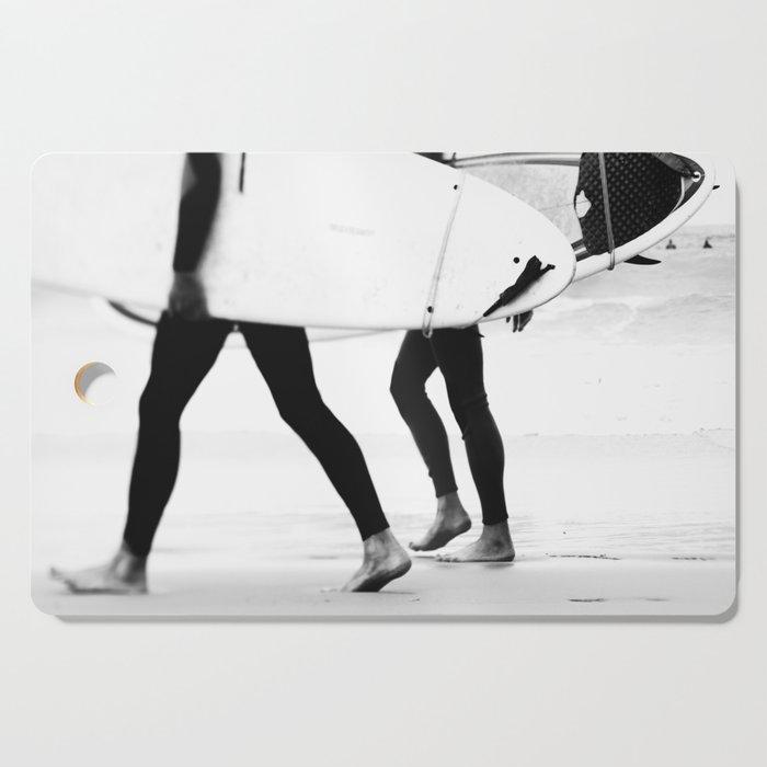 catch a wave Cutting Board