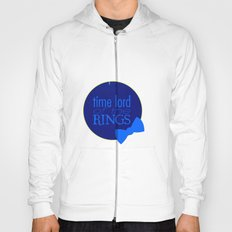 Time Lord of the Rings Hoody