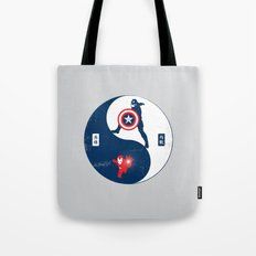 Civil War Tote Bag