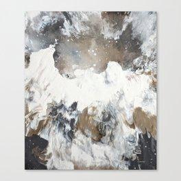 """""""Dove in Flight"""" Canvas Print"""