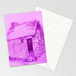 Lilac New World Stationery Cards